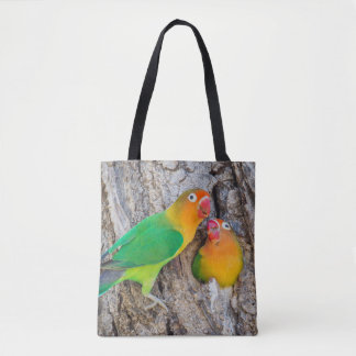Tote Bag Compagnons de la perruche de Fischer