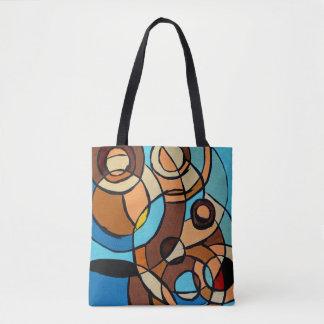 Tote Bag Composition #31 par Michael Moffa