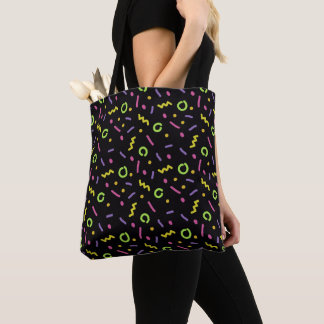Tote Bag Conception abstraite de motif