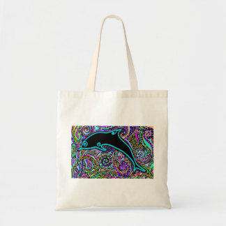 Tote Bag Conception d'art de dauphin
