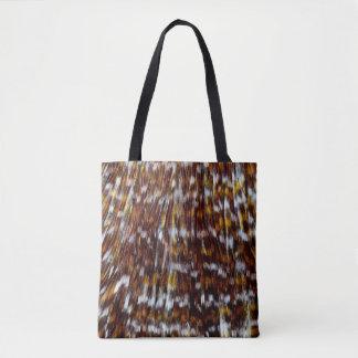 Tote Bag Conception de plume de plume de cou