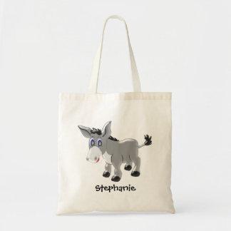 Tote Bag Conception personnalisée d'âne