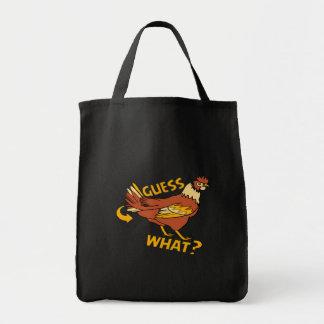 Tote Bag Conjecture quel bout de poulet