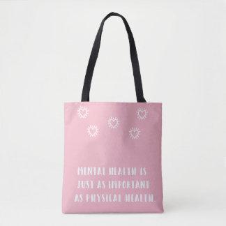 Tote Bag Conscience Fourre-tout de santé mentale