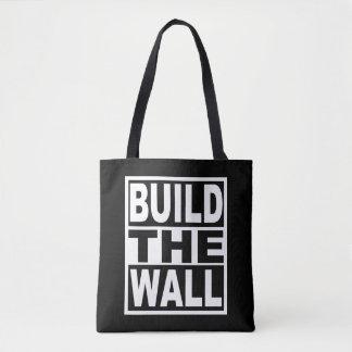 Tote Bag Construisez le mur
