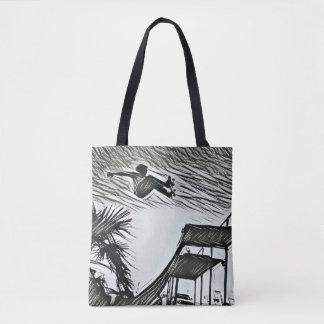 Tote Bag Copie d'air de Frontside