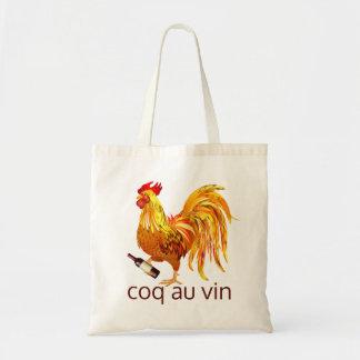 Tote Bag Coq au vin