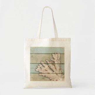 Tote Bag Corail crème