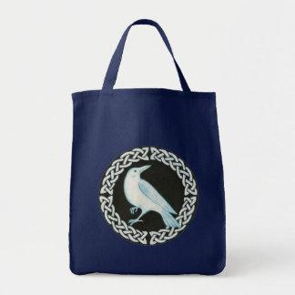 Tote Bag Corneille celtique