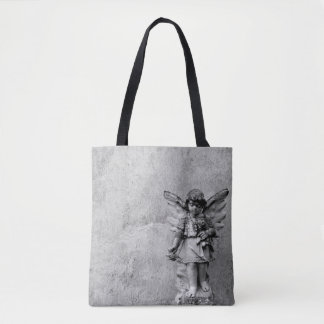 Tote Bag Corps croisé statuaire Fourre-tout d'ange