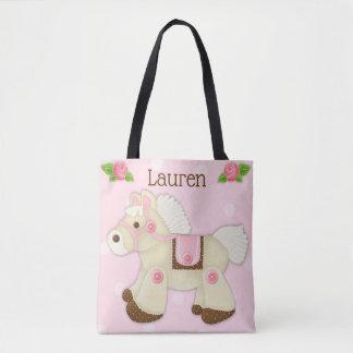 Tote Bag Couche-culotte/sac fourre-tout personnalisés par