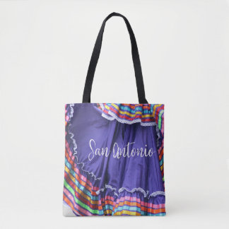 Tote Bag Couleurs de San Antonio