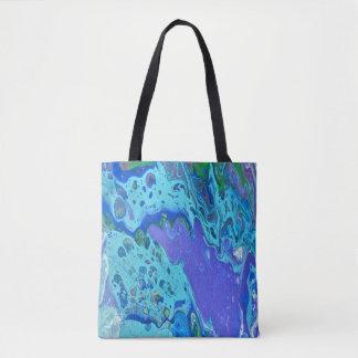 Tote Bag Couleurs par la mer Fourre-tout