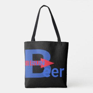 Tote Bag Course de bière