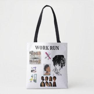 Tote Bag Course Fourre-tout de travail