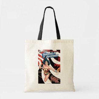Tote Bag Couverture comique #12 de femme de merveille