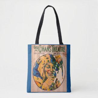 Tote Bag couverture d'affiche du théâtre de Cohan des