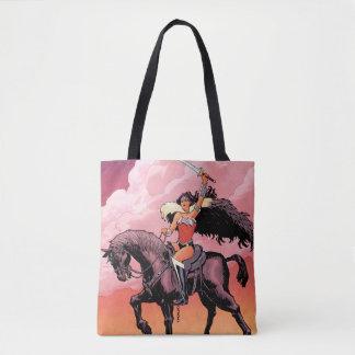 Tote Bag Couverture nouveaux 52 #24 comique de femme de