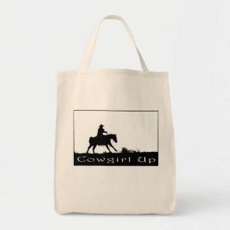 Tote Bag Cow-girl