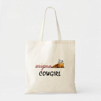 Tote Bag Cow-girl de l'Arizona de PIÈCE EN T