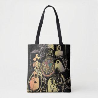 Tote Bag Crête colorée de Harry Potter   Hogwarts