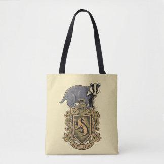 Tote Bag Crête de Harry Potter   Hufflepuff avec le