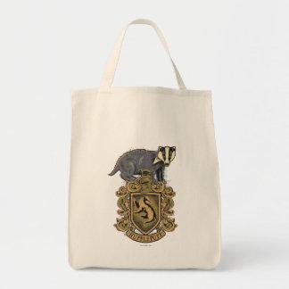 Tote Bag Crête de Harry Potter | Hufflepuff avec le