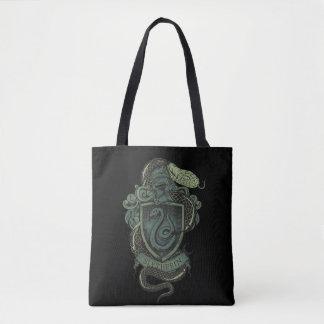 Tote Bag Crête de Harry Potter | Slytherin