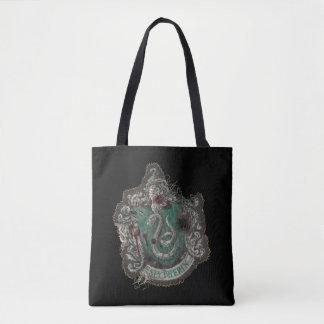 Tote Bag Crête de Harry Potter   Slytherin - cru