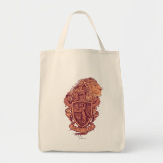 Tote Bag Crête de lion de Harry Potter | Gryffindor