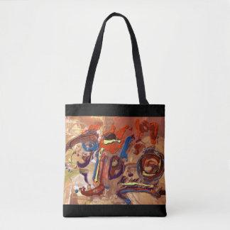 Tote Bag Cryptographe pour estampe