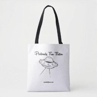 Tote Bag Dangereusement soucoupe en amusement !