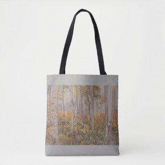 Tote Bag Dans les bois