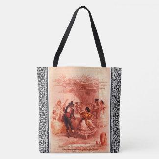 """Tote Bag """"Danse à Grenade """""""
