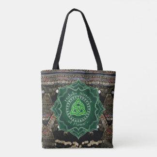Tote Bag Danse de ventre celtique de Kuchi de noeud