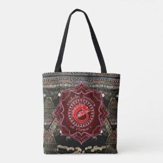 Tote Bag Danse de ventre de Kuchi de dragon