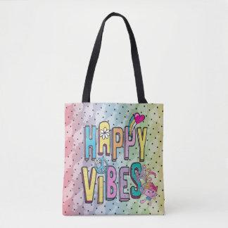 Tote Bag Danse heureuse des trolls |
