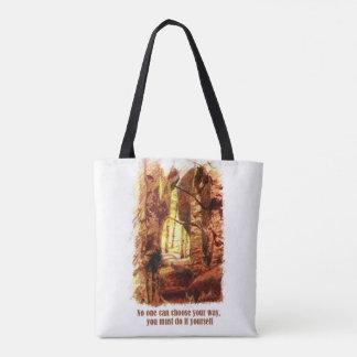 Tote Bag Deep Forêts