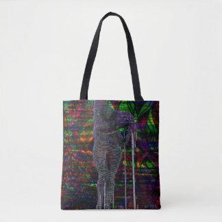Tote Bag Déesse abstraite de Verseau