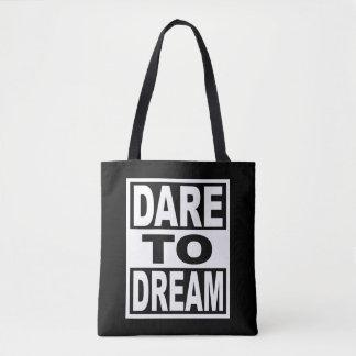 Tote Bag Défi au rêve