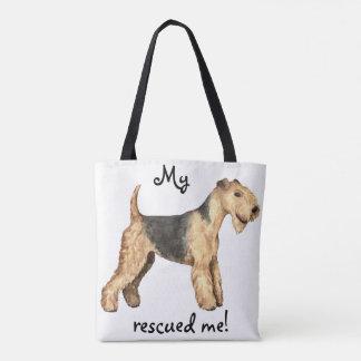 Tote Bag Délivrance région des lacs Terrier
