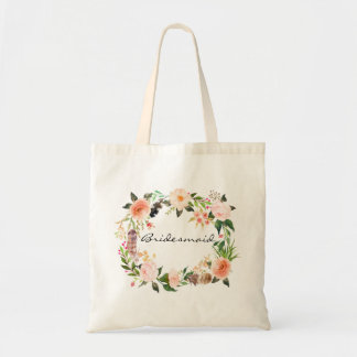 Tote Bag Demoiselle d'honneur Fourre-tout