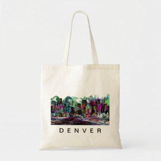 Tote Bag Denver dans le graffiti