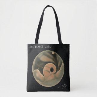 Tote Bag Dessins de Trouvelot - la planète Mars