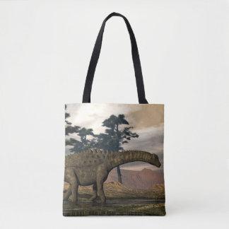 Tote Bag Dinosaure d'Ampelosaurus