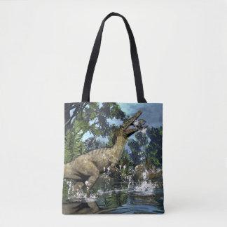 Tote Bag Dinosaure d'Austroraptor