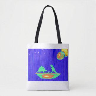Tote Bag Dinosaures et souris
