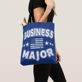 Tote Bag Drapeau américain patriotique principal d'école de