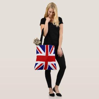 Tote Bag Drapeau britannique frais et à la mode le cric des