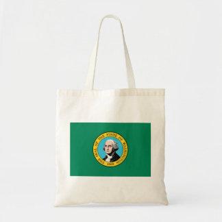 Tote Bag Drapeau de Washington